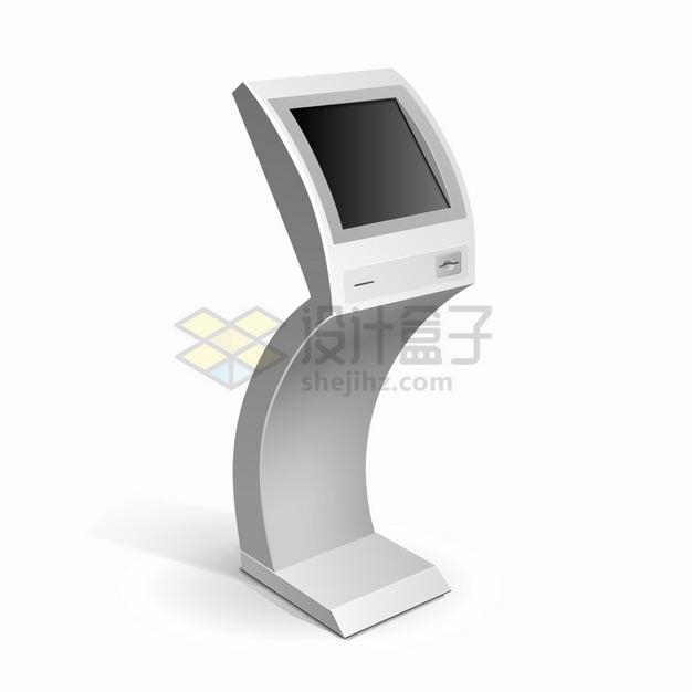 自助服务终端机触摸屏一体机自动取票机476593png图片素材 IT科技-第1张