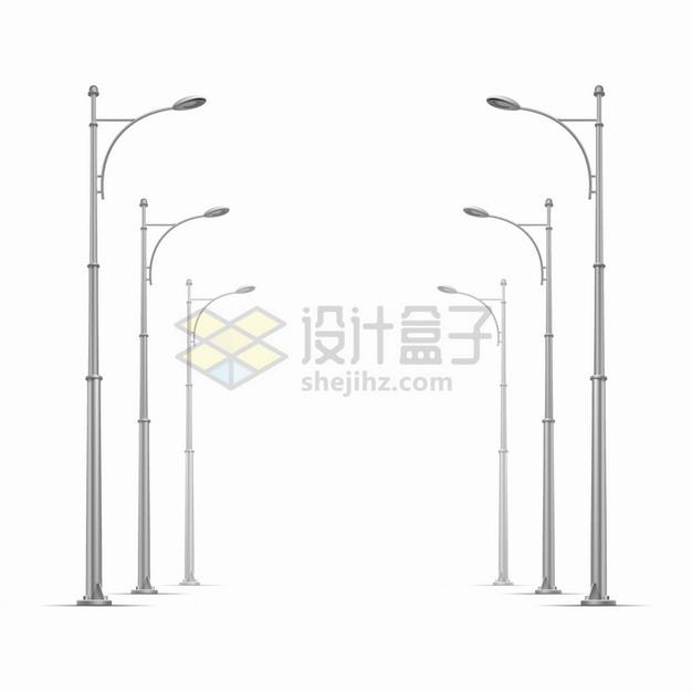 现代化的路灯灯杆5736271png图片素材 建筑装修-第1张