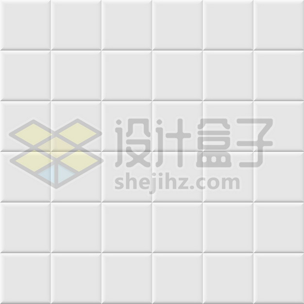方格白色瓷砖贴图765587背景图片素材 材质纹理贴图-第1张