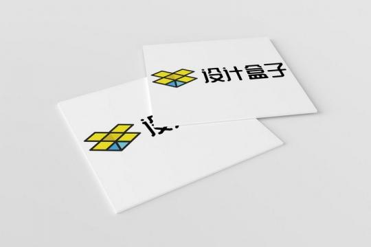 空白的正方形宣传册封面设计品牌宣传样机PSD图片模板