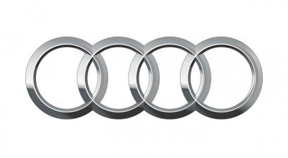 四环奥迪汽车标志大全及名字图片免抠素材