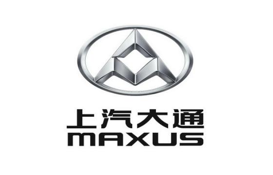竖排maxus上汽大通汽车标志大全及名字图片免抠素材