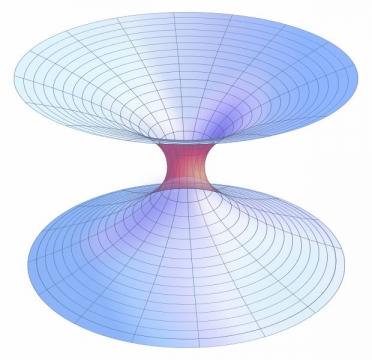 黑洞原理展示图片免抠素材