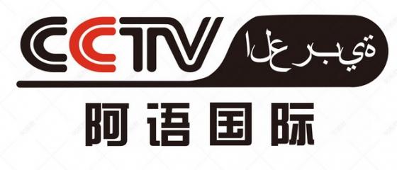 CCTV中央电视台阿拉伯语频道台标logo标志png图片素材