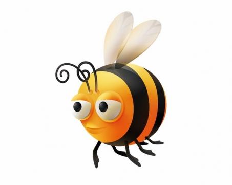搞笑的卡通蜜蜂650054png图片素材