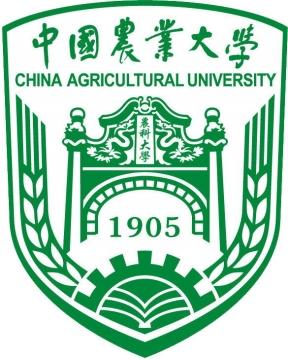 绿色中国农业大学校徽图案图片素材|png