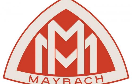 豪华品牌迈巴赫汽车标志大全及名字图片免抠素材