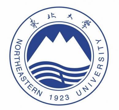 东北大学校徽图案图片素材|png