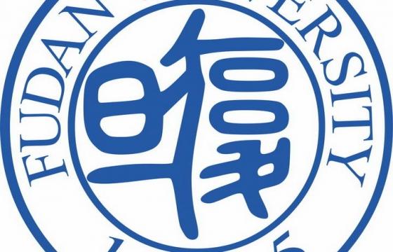 复旦大学校徽图案图片素材 png