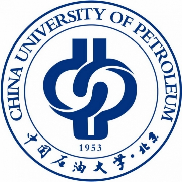中国石油大学北京校徽图案图片素材 png