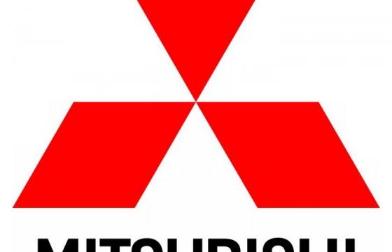红色三菱汽车标志大全及名字图片免抠素材