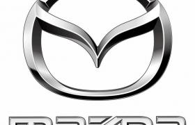 金属风格马自达汽车标志大全及名字图片免抠素材