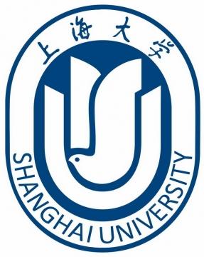 上海大学校徽图案图片素材|png