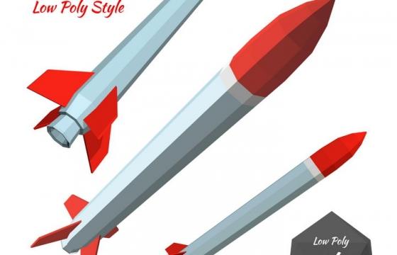 红灰色卡通导弹武器图片免抠素材