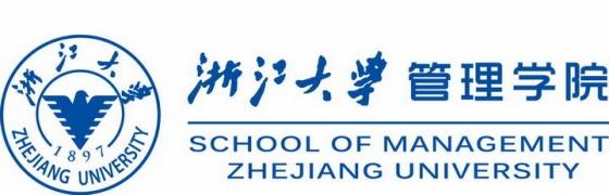 浙江大学管理学院校徽图案带校名LOGO图片素材|png