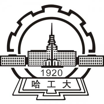 哈尔滨工业大学校徽图案图片素材|png