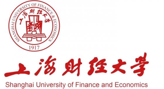 上海财经大学校徽图案带校名图片素材