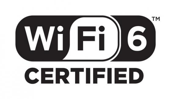 WiFi6标志logo图标png免抠素材