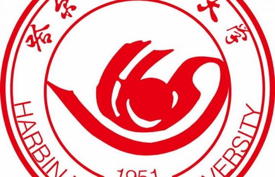 哈尔滨师范大学校徽图案图片素材