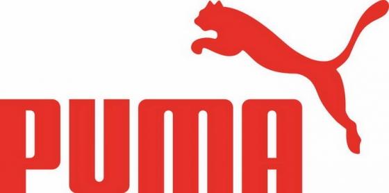 红色德国运动品牌PUMA(彪马)标志图标LOGO透明背景png图片素材