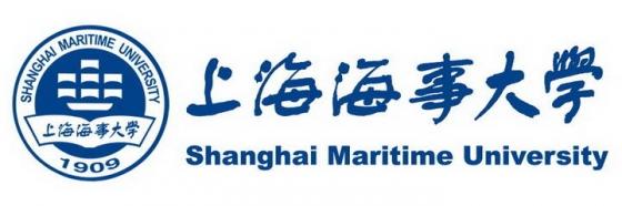 上海海事大学校徽图案带校名图片素材