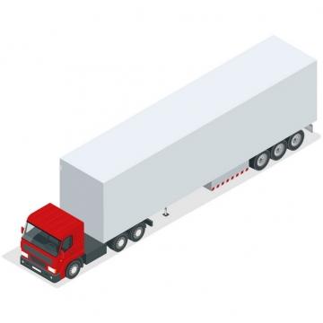 集装箱卡车920798png图片素材