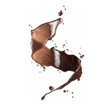 褐色液体咖啡效果958357png图片素材