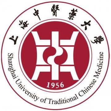 上海中医药大学校徽LOGO图案图片免抠素材
