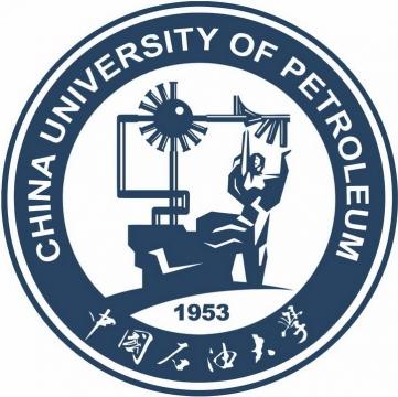 中国石油大学华东分校校徽LOGO图案图片免抠素材
