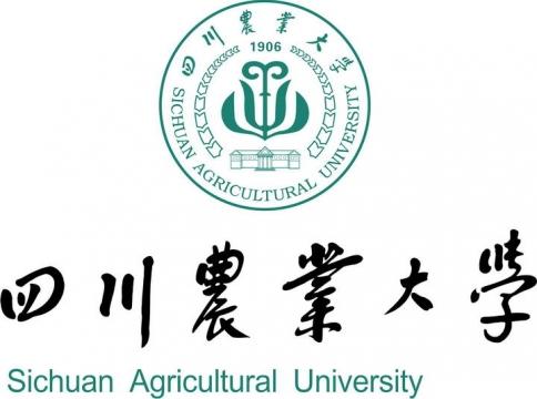 四川农业大学校徽LOGO图案图片免抠素材