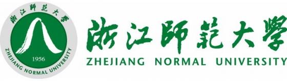 浙江师范大学校徽LOGO图案图片免抠素材