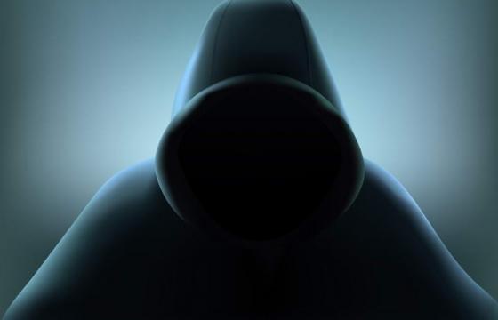 神秘黑客死神图片设计素材