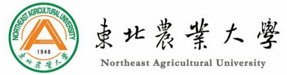 东北农业大学校徽LOGO图案图片免抠素材
