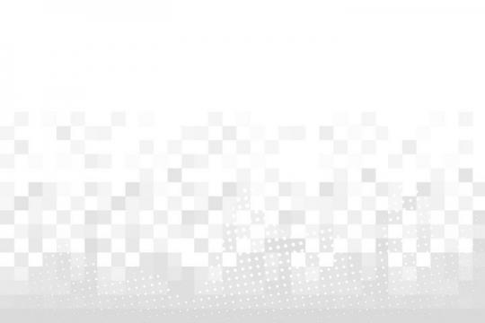 灰色方格马赛克装饰图片免抠矢量图