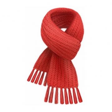 红色围巾543877png图片素材