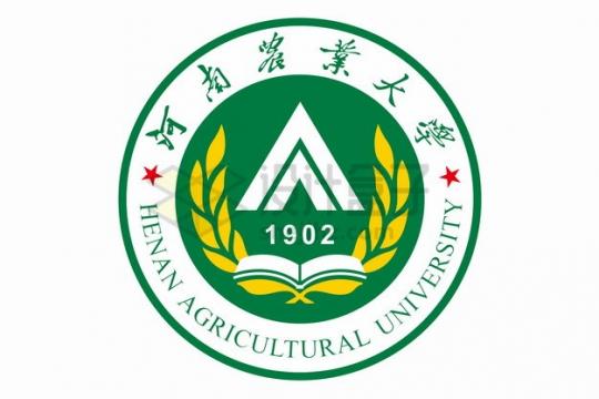 河南农业大学校徽logo标志png图片素材