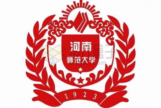 河南师范大学校徽logo标志png图片素材