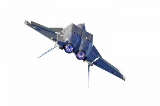 喷管发出紫色火焰歼20战斗机png免抠透明高清图片