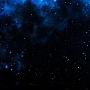 深蓝色夜晚的夜空星空天空883200png图片素材