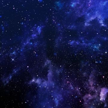 蓝紫色夜晚的夜空星空天空686513png图片素材