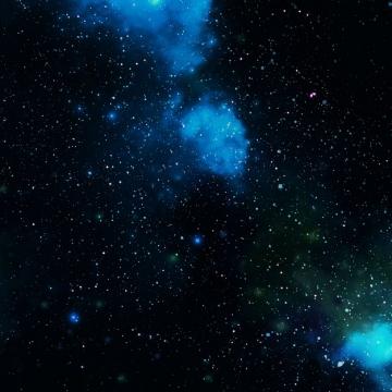 深蓝色夜晚的夜空星空天空166906png图片素材