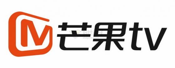 芒果TV logo标志png图片素材