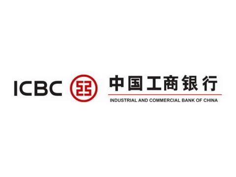 世界500强中国工商银行企业标志中英文LOGO图标图片免抠素材