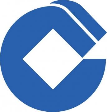 世界500强中国建设银行企业标志LOGO图标图片免抠素材