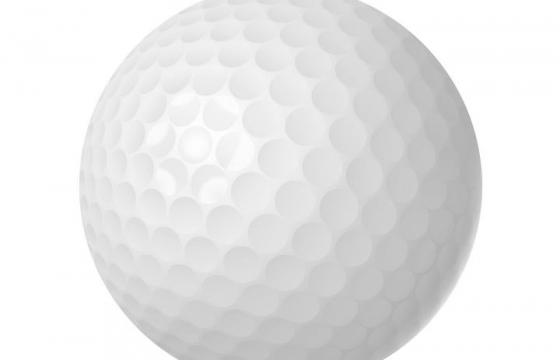 逼真的高尔夫球图片免扣素材