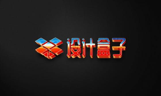 星球大战纹理效果3D立体字体文字样机图片设计模板素材