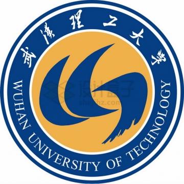 武汉理工大学 logo校徽标志png图片素材