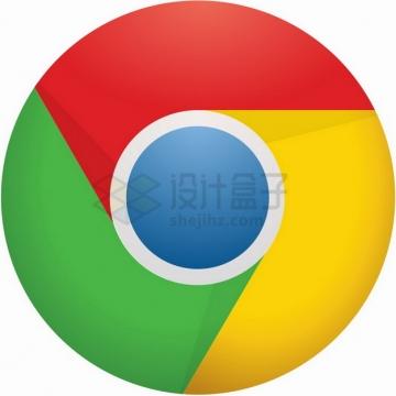 高清Chrome浏览器 logo标志png图片素材