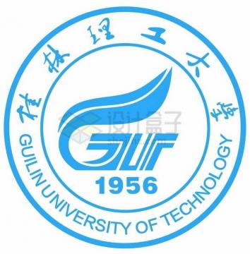 桂林理工大学 logo校徽标志png图片素材