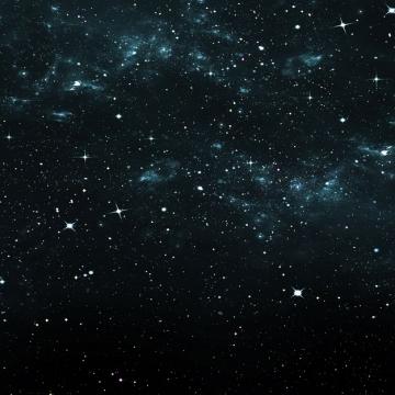 深蓝色夜晚的夜空星空天空576942png图片素材